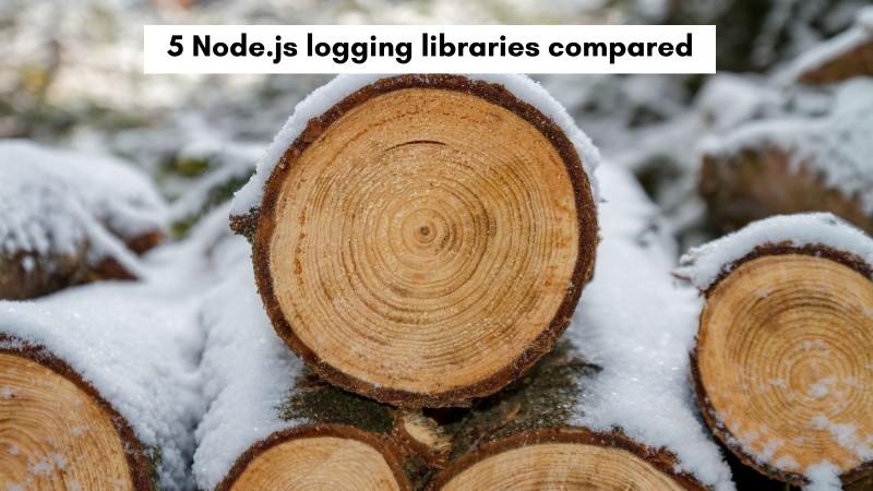 5 node.js logging libraries compared